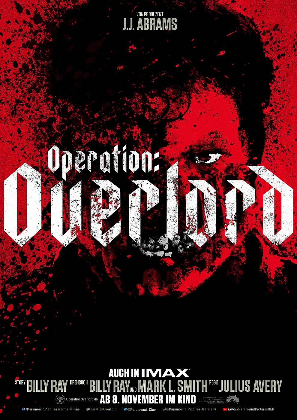Operation Overlord Trailer